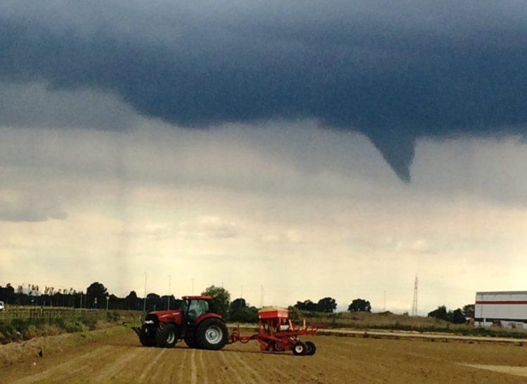 maltempo tornado