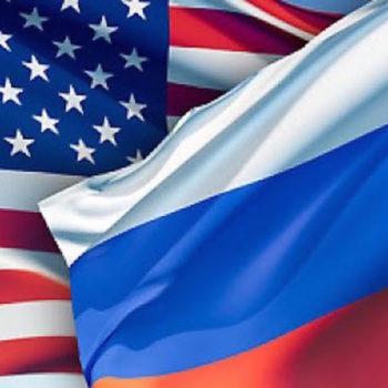 bandiere usa russia